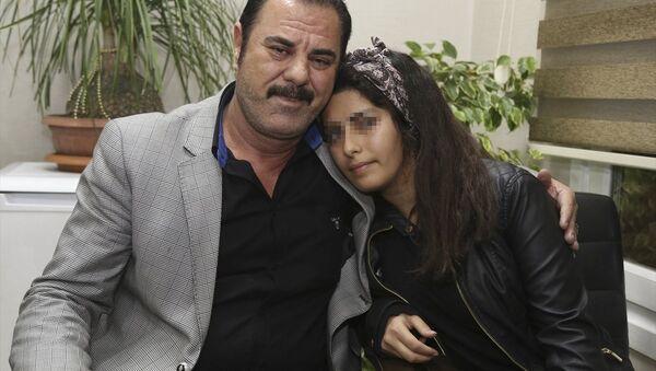 Mersin'de kaçırılan üniversite öğrencisi bulundu - Sputnik Türkiye