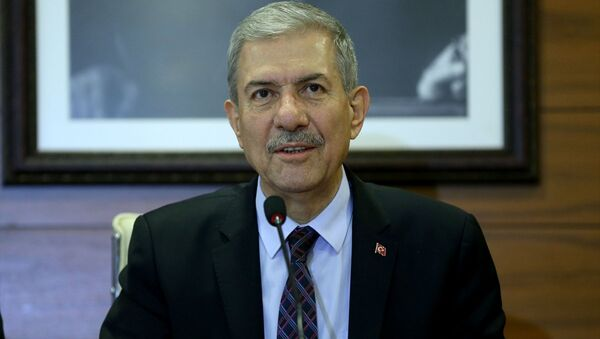Sağlık Bakanı Ahmet Demircan - Sputnik Türkiye