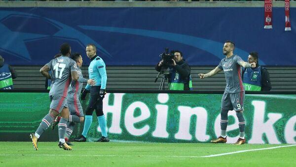 Leipzig-Beşiktaş, Şampiyonlar Ligi grup karşılaşması - Sputnik Türkiye