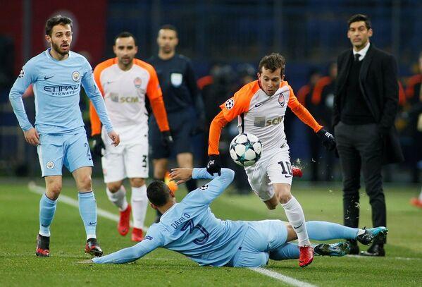 Shakhtar Donetsk - Manchester City - Sputnik Türkiye