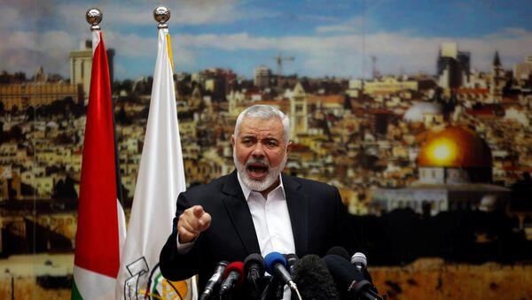 Hamas lideri İsmail Haniye - Sputnik Türkiye