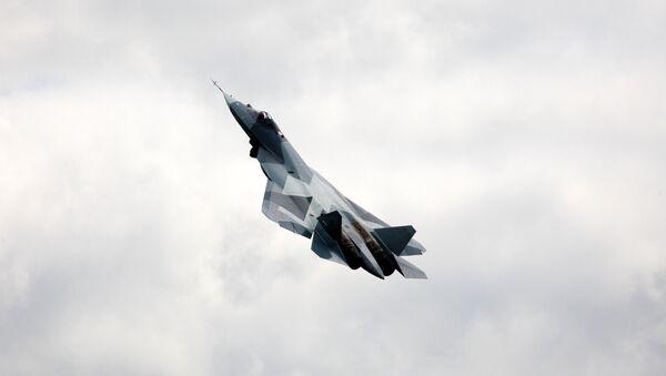 Rus Su-57 avcı uçağı - Sputnik Türkiye