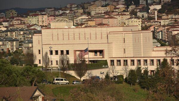 ABD Konsolosluğu - Sputnik Türkiye