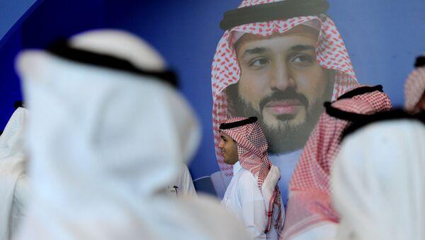 Suudi Arabistan ve Prens Muhammed bin Selman - Sputnik Türkiye