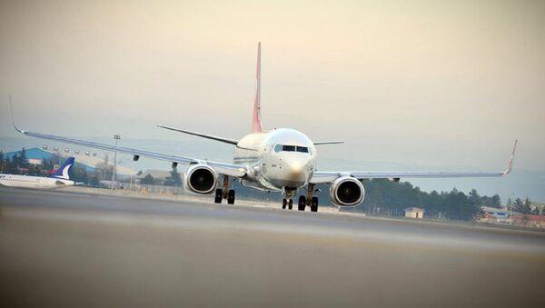 Sabiha Gökçen Havalimanı, uçak - Sputnik Türkiye