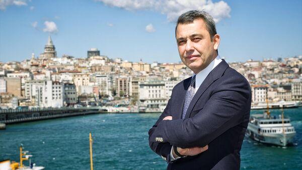 İstanbul Ticaret Odası (İTO) Başkanı İbrahim Çağlar - Sputnik Türkiye
