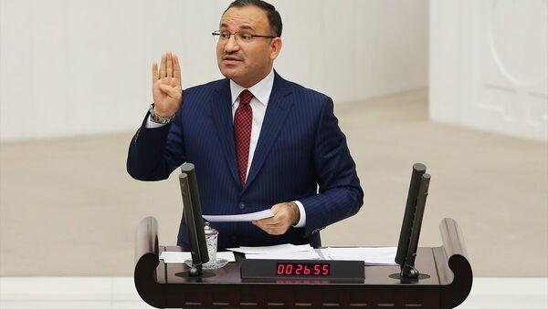 Başbakan Yardımcısı Bekir Bozdağ - Sputnik Türkiye
