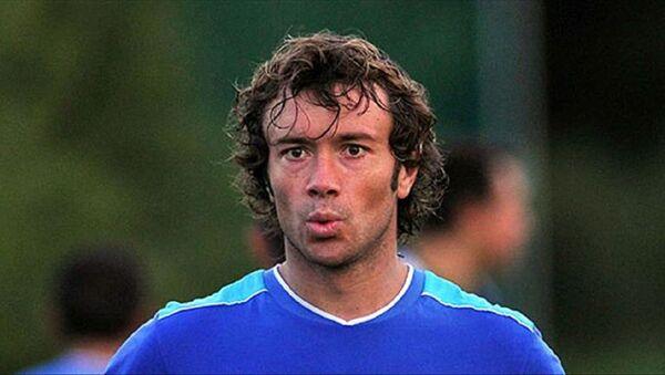 Fenerbahçe'nin eski futbolcusu Diego Lugano - Sputnik Türkiye