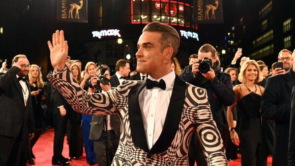 Robbie Williams - Sputnik Türkiye