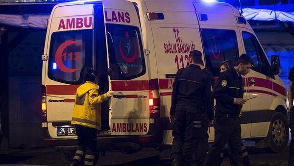 Ambulans- Türkiye - Sputnik Türkiye