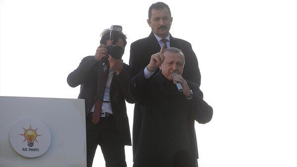Cumhurbaşkanı Recep Tayyip Erdoğan Yalova'da - Sputnik Türkiye