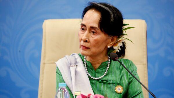 Aung San Suu Kyi - Sputnik Türkiye