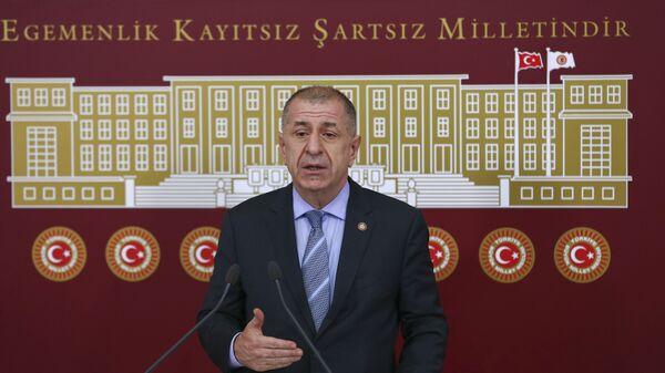 İYİ Parti Genel Başkan Yardımcısı ve Gaziantep Milletvekili Ümit Özdağ - Sputnik Türkiye