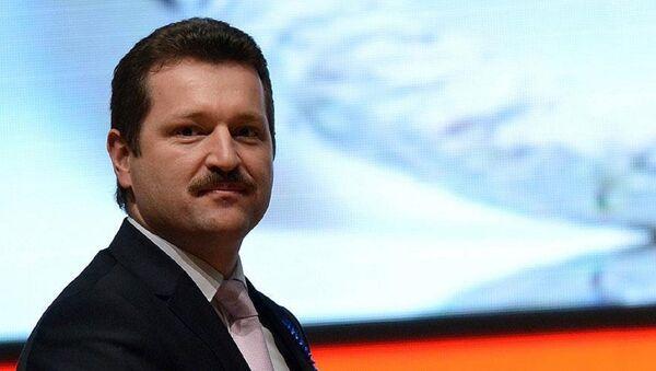 Bülent Arınç'ın damadı Ekrem Yeter - Sputnik Türkiye