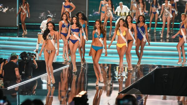 Kainat Güzeli Miss Universe Las Vegas - Sputnik Türkiye