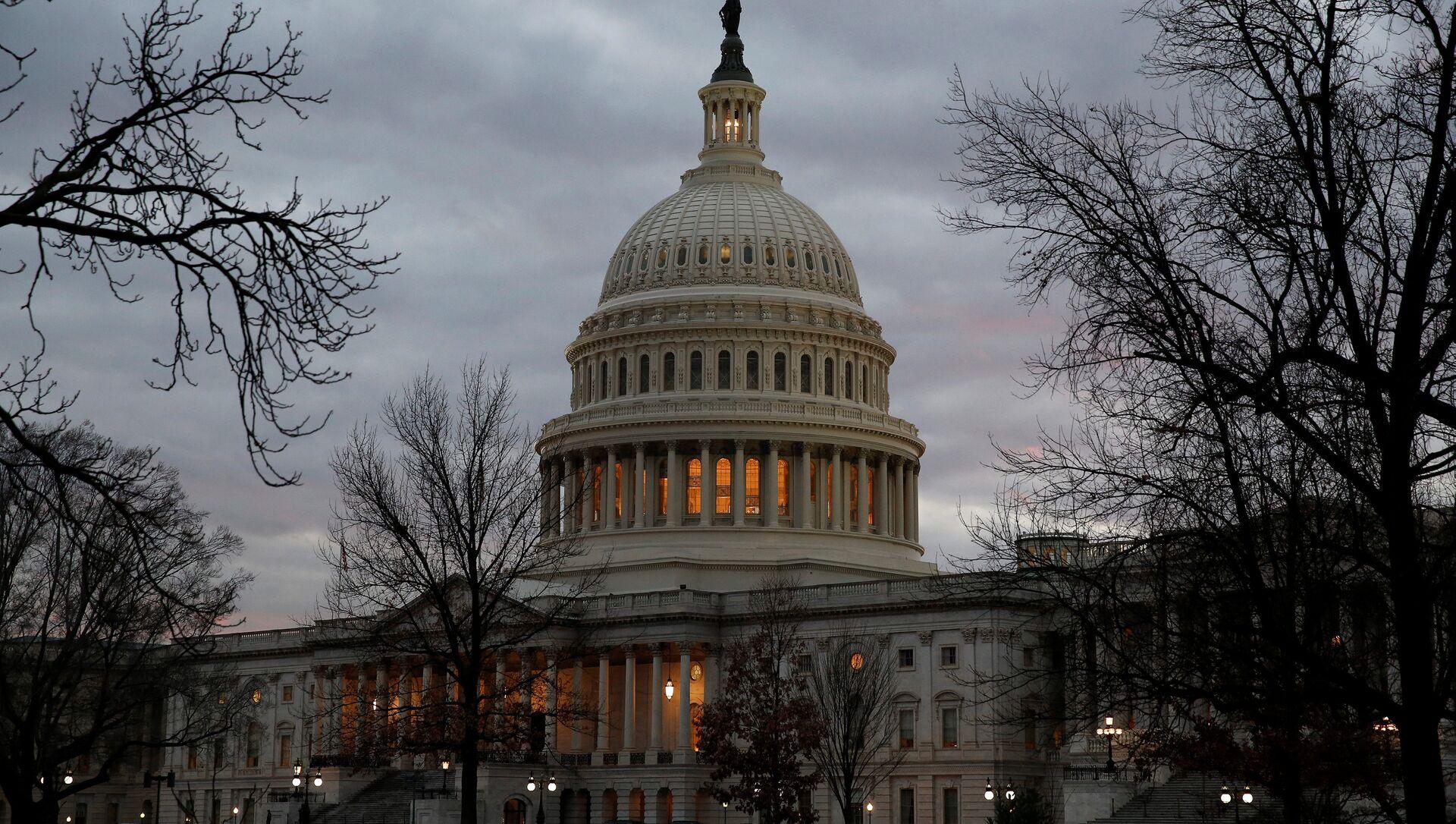 ABD Kongre binası - Sputnik Türkiye, 1920, 06.02.2021
