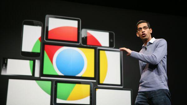 Google Chrome - Sputnik Türkiye