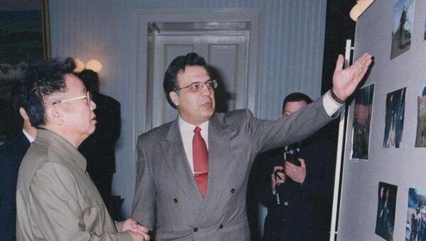 Andrey Karlov'un Kuzey Kore'de geçirdiği yıllar - Sputnik Türkiye