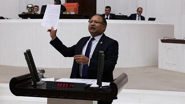 CHP İzmir Milletvekili Özcan Purçu - Sputnik Türkiye