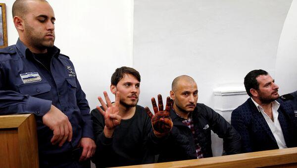 İsrail Türk mahkeme - Sputnik Türkiye