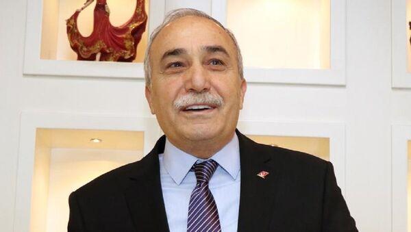 Eşref Fakıbaba - Sputnik Türkiye