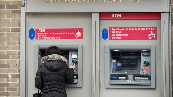 ABD-ATM - Sputnik Türkiye