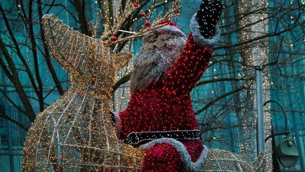 Noel Baba - Santa Claus - Sputnik Türkiye