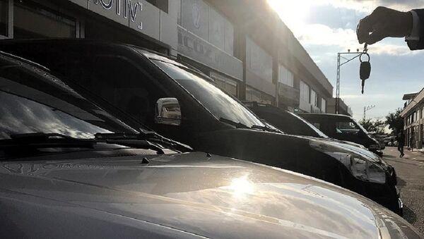 otomobil, araba - Sputnik Türkiye