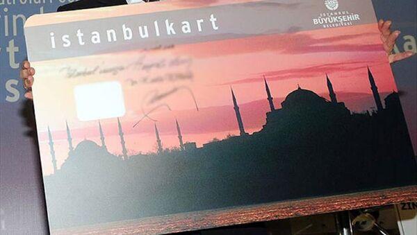 İstanbulkart/Akbil - Sputnik Türkiye