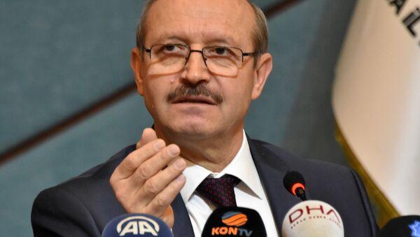 AK Parti Genel Başkan Yardımcısı Ahmet Sorgun - Sputnik Türkiye