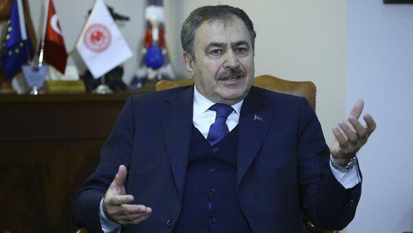 Veysel Eroğlu - Sputnik Türkiye