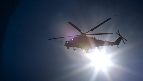 Mi-24 saldırı helikopteri - Sputnik Türkiye