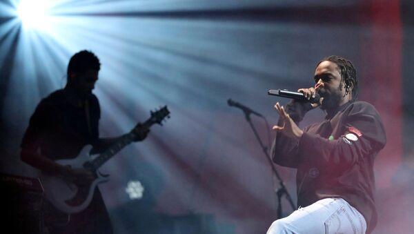 Kendrick Lamar - Sputnik Türkiye