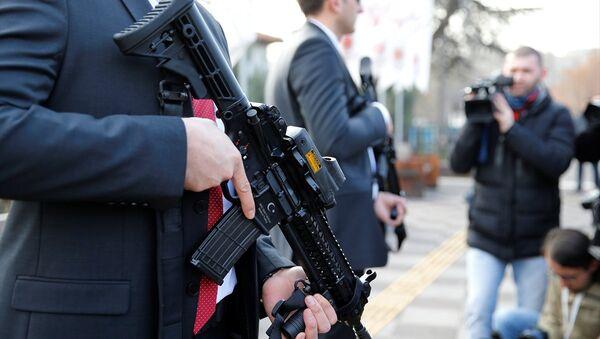 Başbakanlık korumalarına yeni yerli silah - Sputnik Türkiye