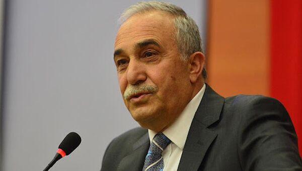 Gıda, Tarım ve Hayvancılık Bakanı Eşref Fakıbaba - Sputnik Türkiye