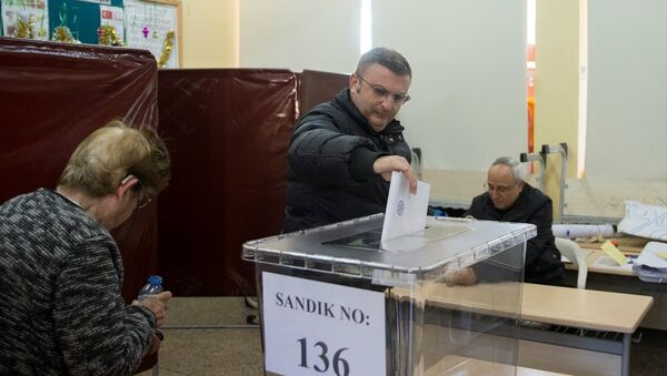 Kuzey Kıbrıs-Seçim - Sputnik Türkiye