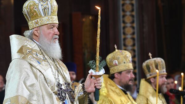 Rus Ortodoks Kilisesi - Sputnik Türkiye