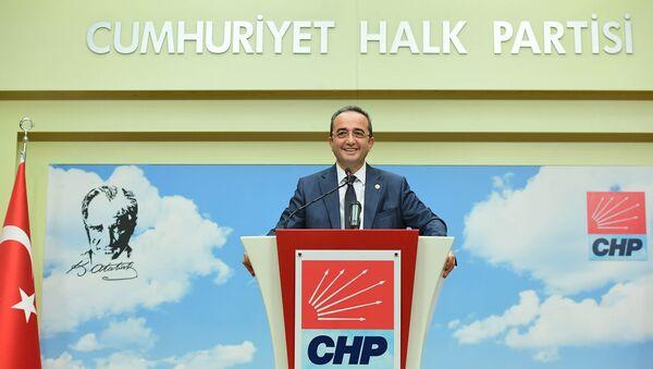 Bülent Tezcan - Sputnik Türkiye