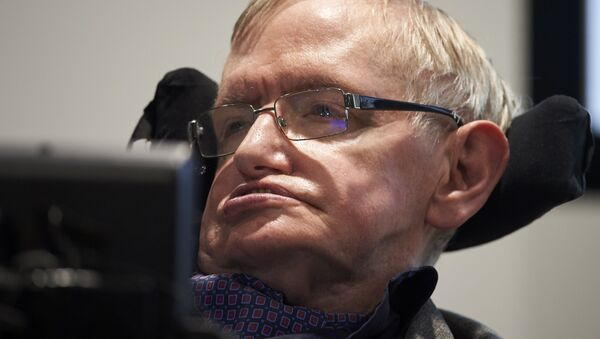 Stephen Hawking - Sputnik Türkiye