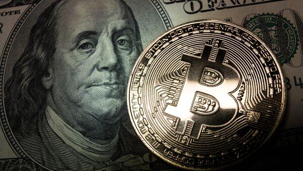 Bitcoin- Dolar - Sputnik Türkiye