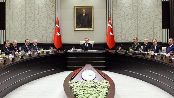 Milli Güvenlik Kurulu (MGK) - Sputnik Türkiye