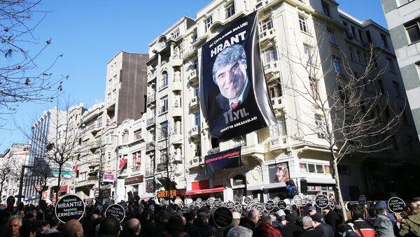 Hrant Dink anma - Sputnik Türkiye