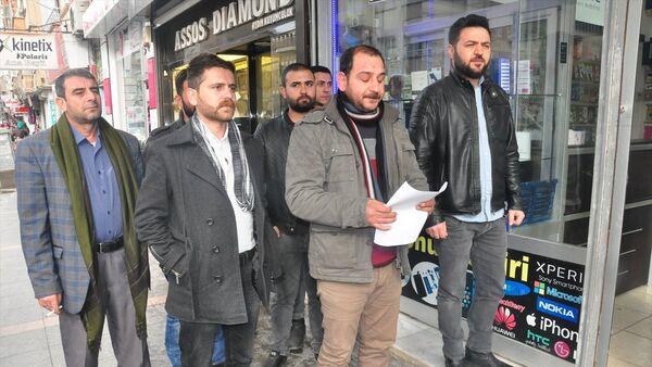 MHP üyesi bir grup, Afrin operasyonuna katılmak için dilekçe verdi - Sputnik Türkiye