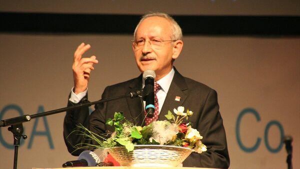 CHP Genel Başkanı Kemal Kılıçdaroğlu - Sputnik Türkiye