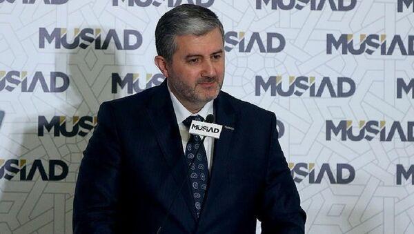 MÜSİAD Genel Başkanı Abdurrahman Kaan - Sputnik Türkiye