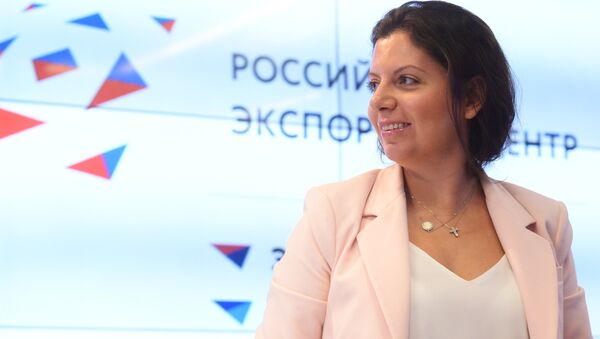 Russia Today (RT) Genel Yayın Yönetmeni Margarita Simonyan - Sputnik Türkiye