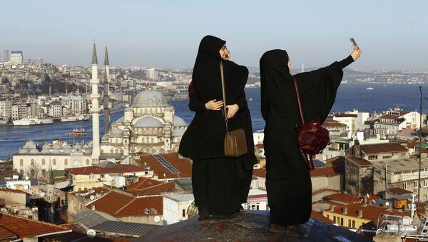 Arap turist - Sputnik Türkiye