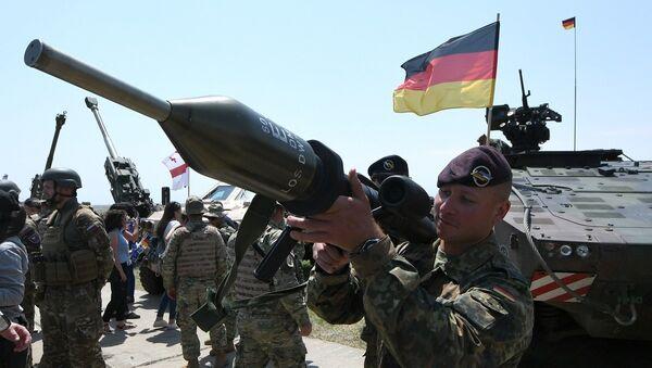 Almanya silah - Sputnik Türkiye