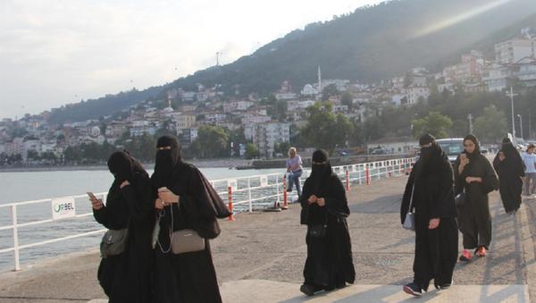 Ordu Arap turist - Sputnik Türkiye