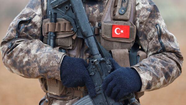Zeytin Dalı Harekatı - Sputnik Türkiye